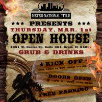 Orem Office | Open House