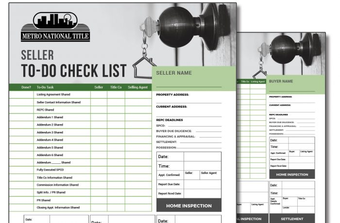 To-Do Check List